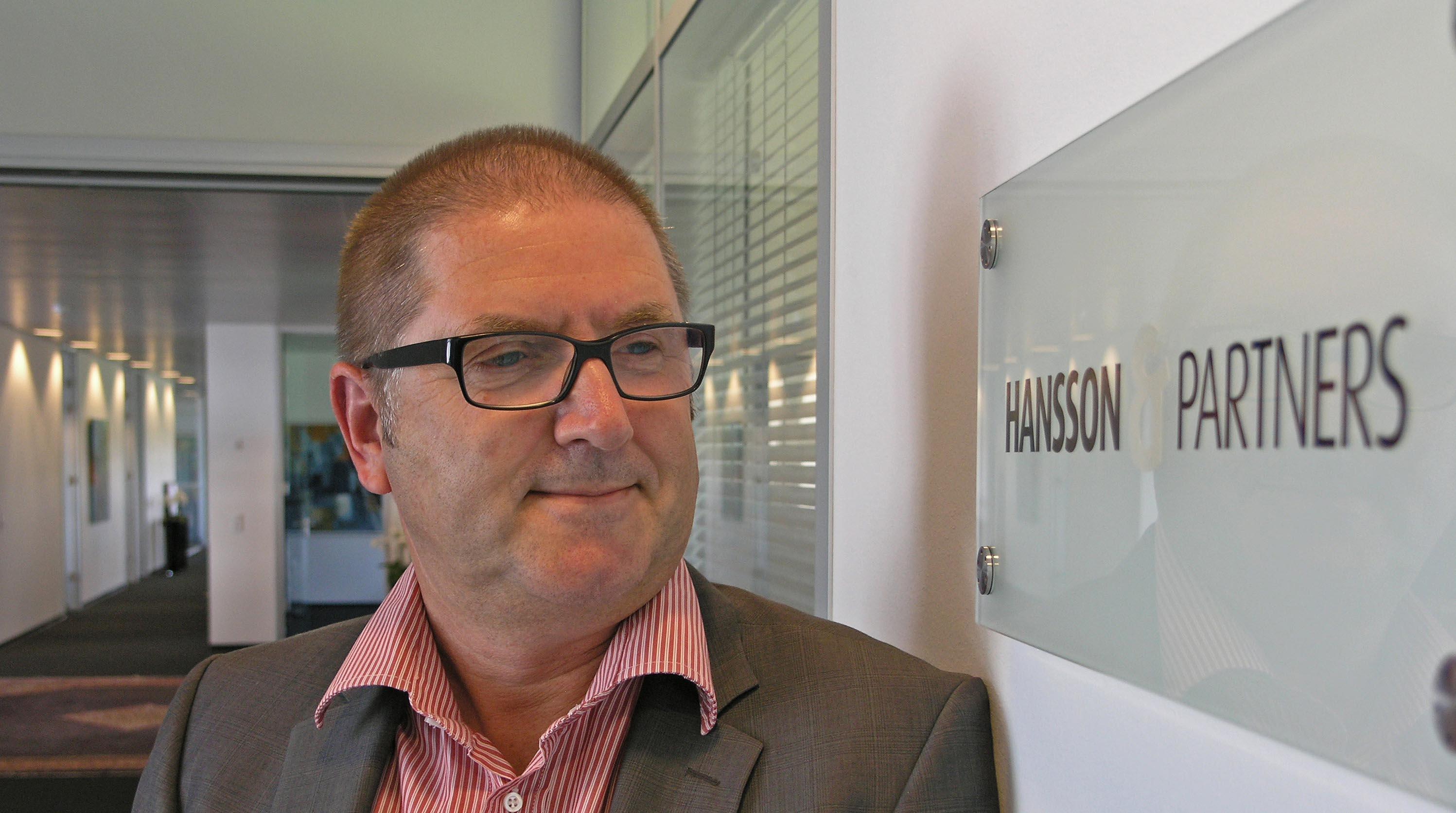Klaus Hansson